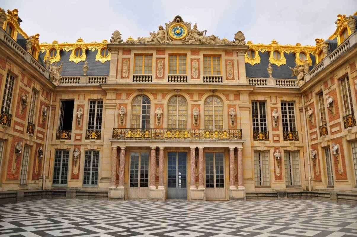 Palace Of Versailles Bike Tour