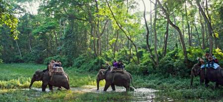 Kathmandu, Pokhara & Chitwan Tour With White Water Rafting – 7 Nights 8 Days