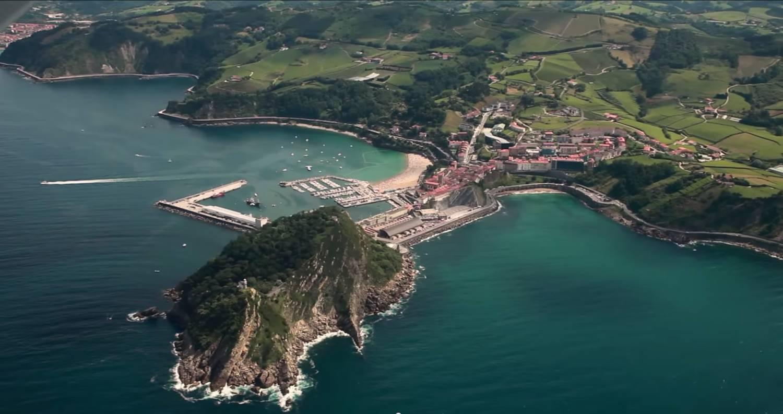 Sanctuary Of Loyola, Getaria, Zarautz and San Sebastian Full Day Tour
