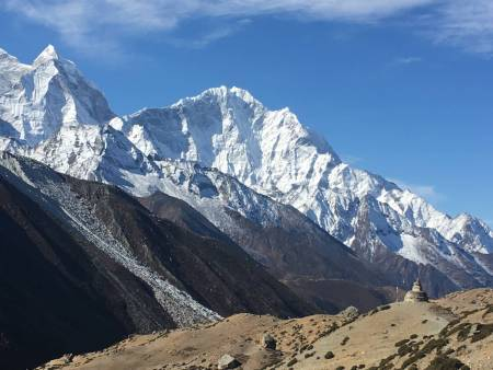 Everest Trek With Gokyo Ri – 13 Days