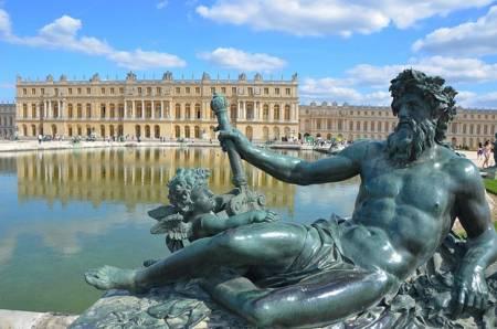 Versalles + Giverny En Un Día
