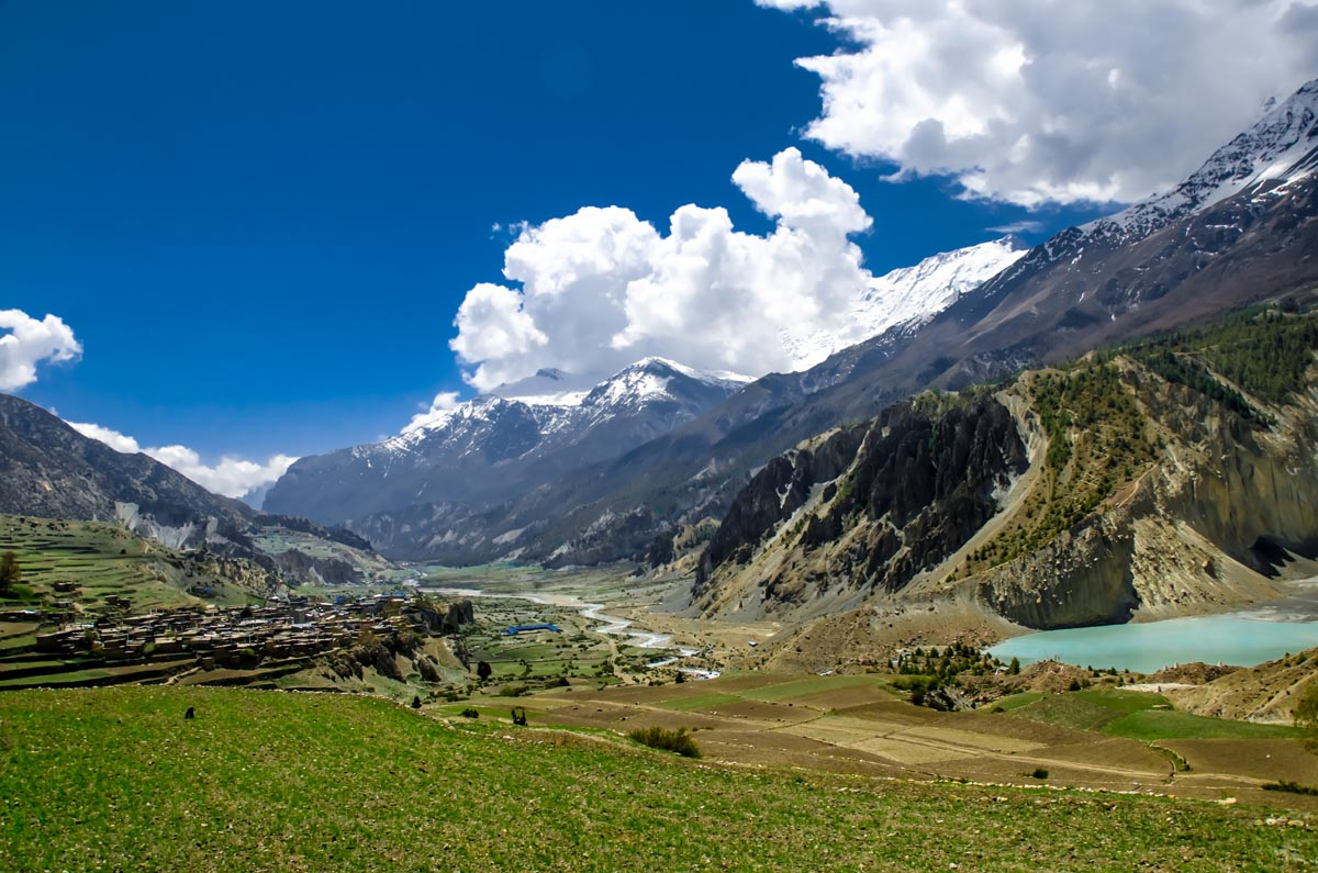 Langtang Valley Trek - 10 Days