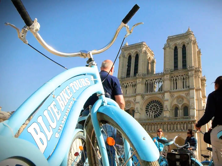 Best Of Paris Bike Tour
