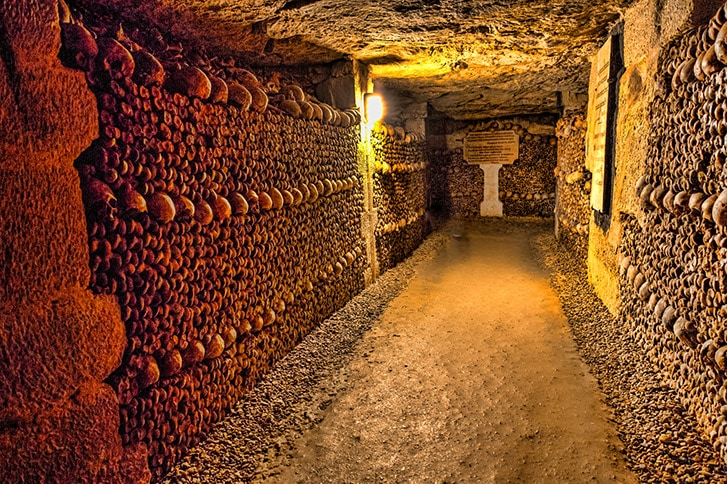 Paris Catacombs Skip The Line