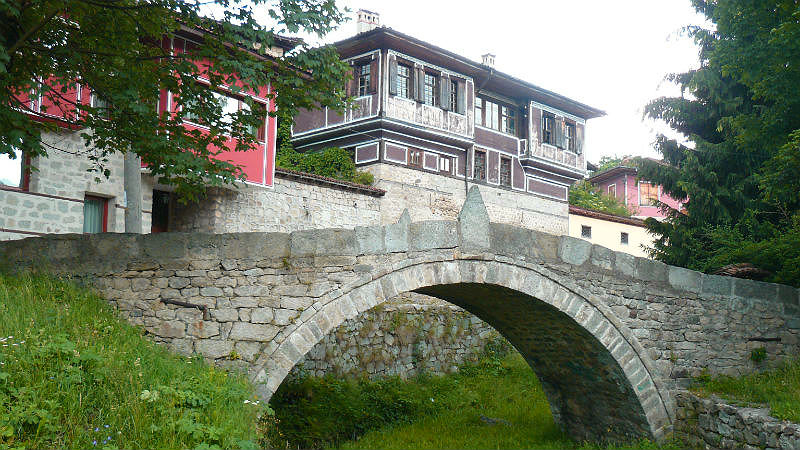 Combo Tour: Koprivshtitsa and Plovdiv