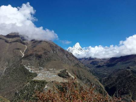 Kurzes Everest Base Camp Trek
