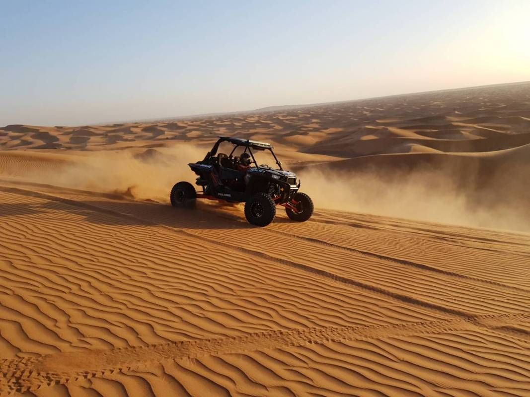 Fresh Morning Breeze Buggy Tours