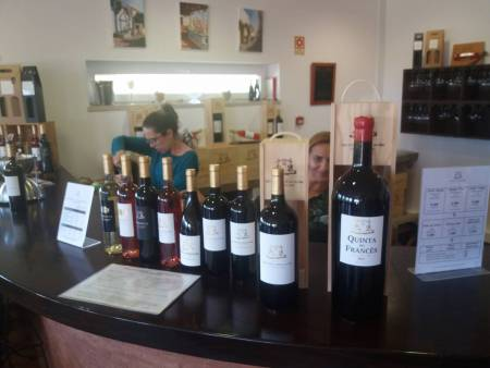 From Albufeira: Half Day Wine Tasting Tour In Vineyard & Silves Moorish Castle
