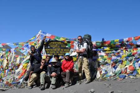 Annapurna Circuit With Annapurna Base Camp Trek