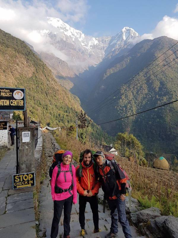 14 Days Annapurna Base Camp Trekking