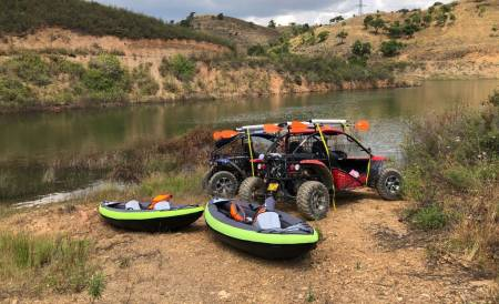 Buggy And Kayak Tour In The Interior Of The Algarve