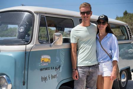 Kombi Tour To Albufeira Beaches