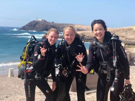 Beginners Scuba Diving Course In Amadores Beach, Gran Canaria