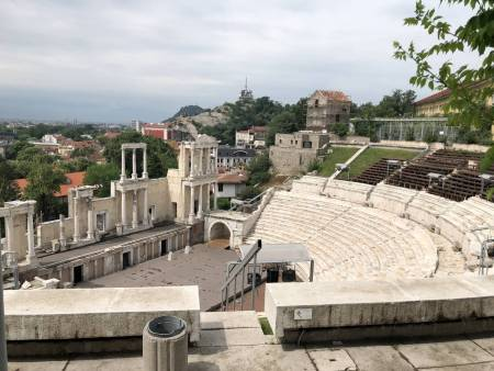 From Sofia: One Day Tour To Plovdiv And Bachkovo Monastery