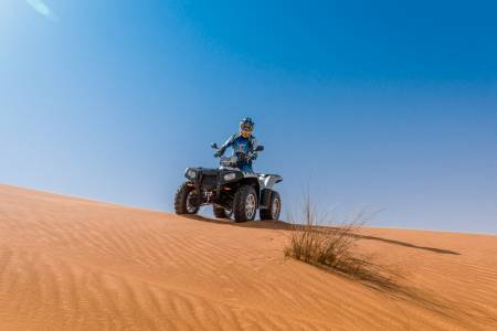 Polaris Quad Bike Experience - Two Hours