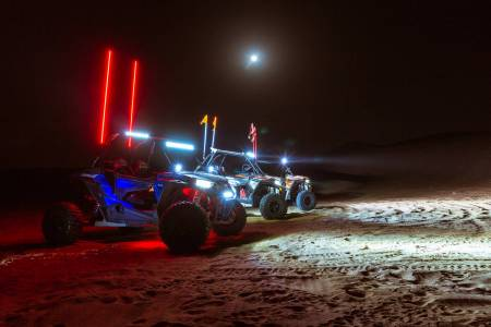 Night Raid Buggy Touren