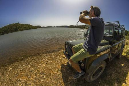 Algarve: Halbtagestour Im Geländewagen Zum Berg Monchique Und Zum See Bravura