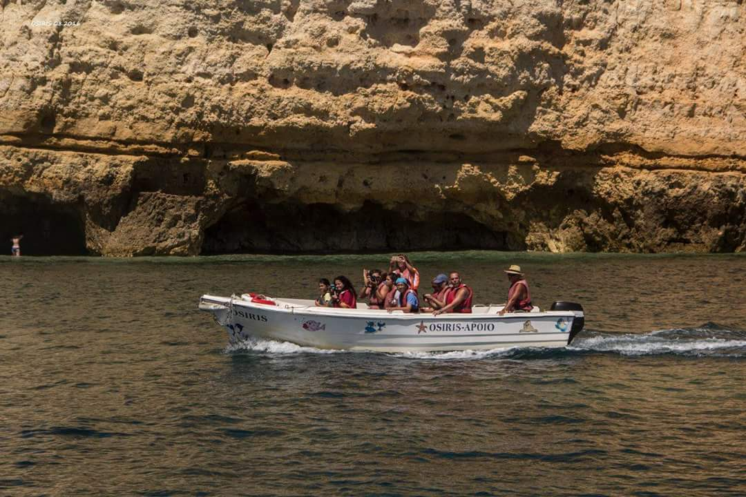Tour Of Sailboat To Benagil With Entry In The Caves
