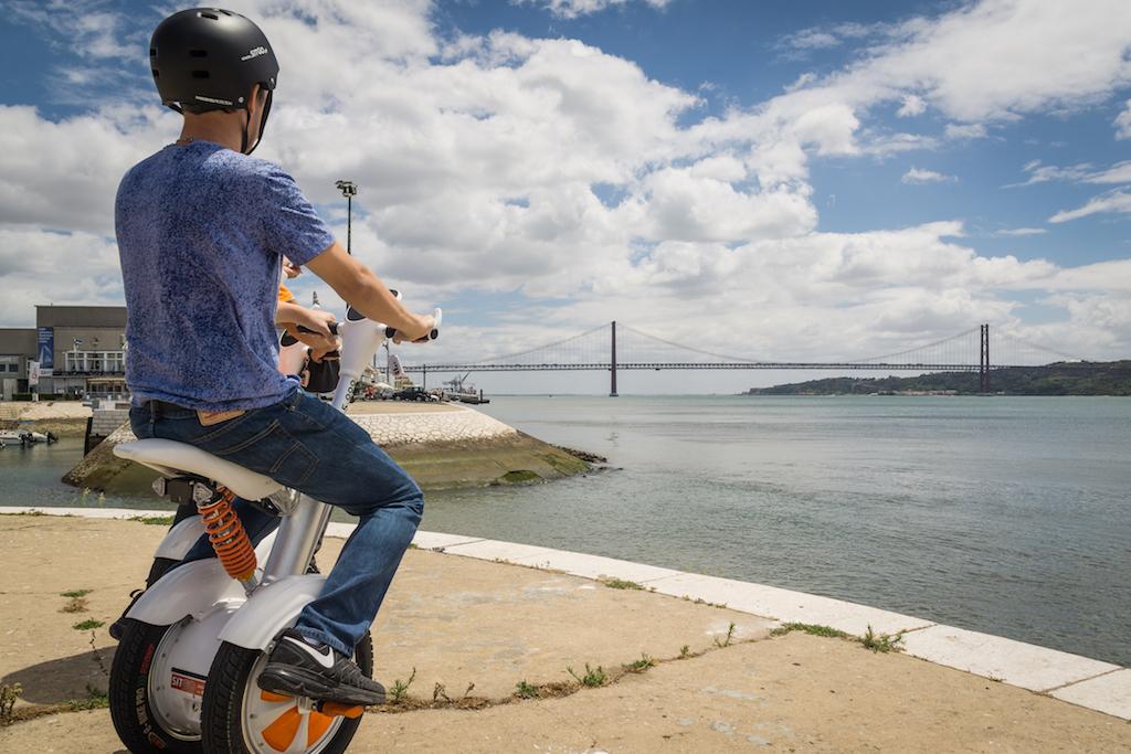 Riverside Sitgo Tour (Belém To Parque Das Nações)