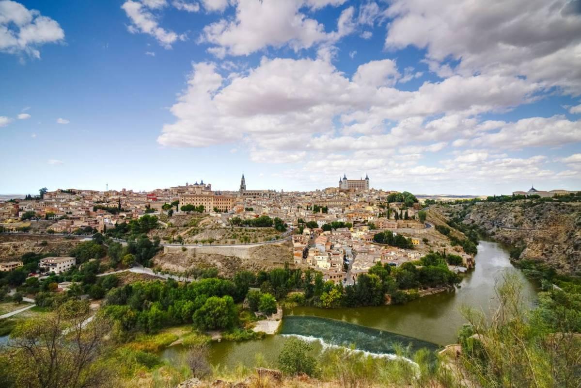 Toledo Half Day Tour From Madrid