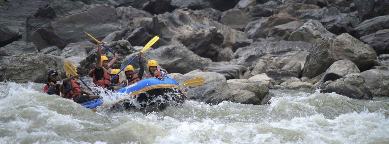 Rafting In Trisuli River - 1 Day