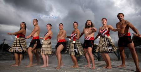 Day Tour From Rotorua: Waiotapu Thermal Park & The Living Maori Village Small Group Tour