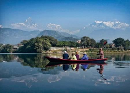 Kathmandu, Pokhara E Nagarkot Tour – 7 Dias