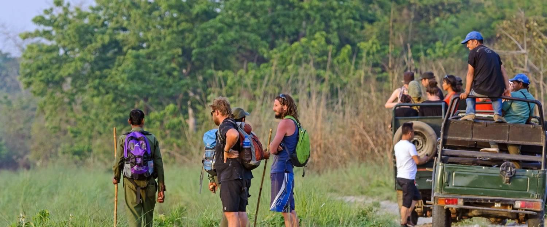 2 Night 3 Days Chitwan Jungle Safari