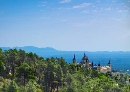 Escorial & Segovia Tour From Madrid