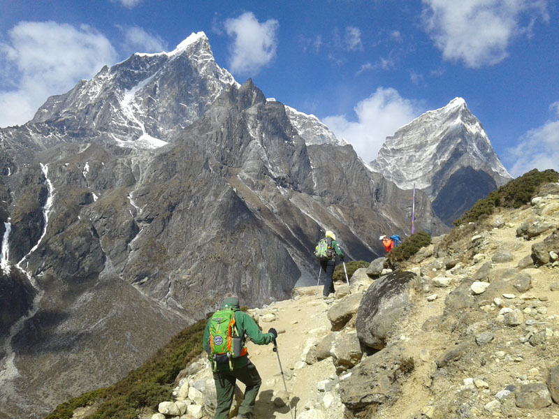 Everest Base Camp Trek (17 Days)