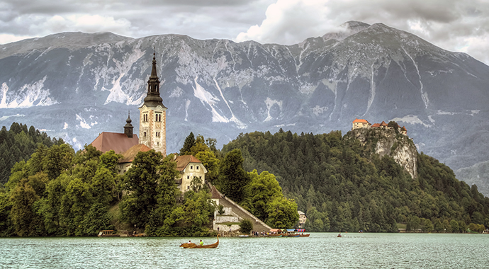 Zagreb To Ljubljana And Lake Bled Group Tour