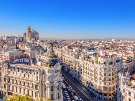 Madrid City Tour By Bus