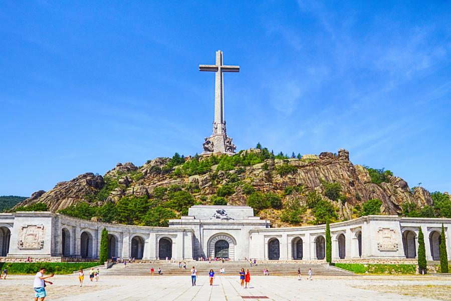 Escorial & Segovia Tour From Madrid