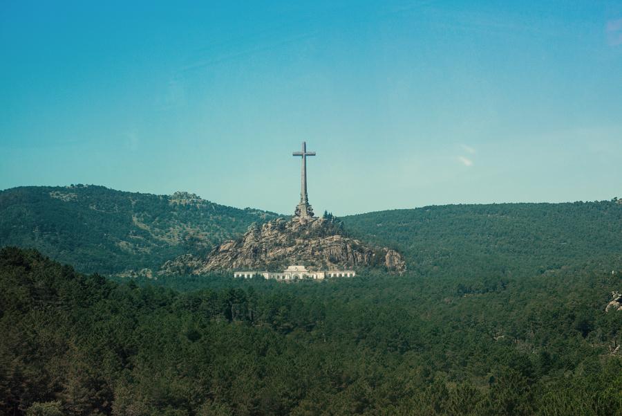 Escorial & Toledo From Madrid
