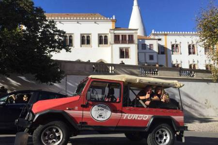 Jeep Private Tour Of Sintra, Cascais And Roca Cape