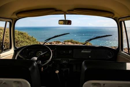 4 Stunden Tour Zu Den Besten Stränden Von Portimão In Cool Kombi Van