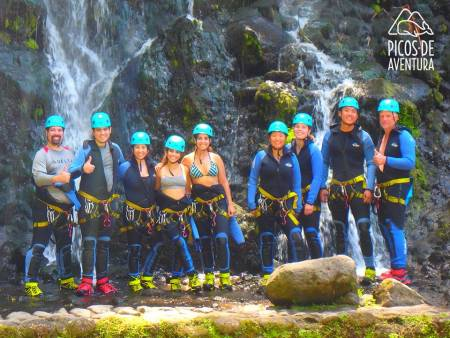 São Miguel Island: Halbtages-Canyoning In Ribeira Dos Caldeires