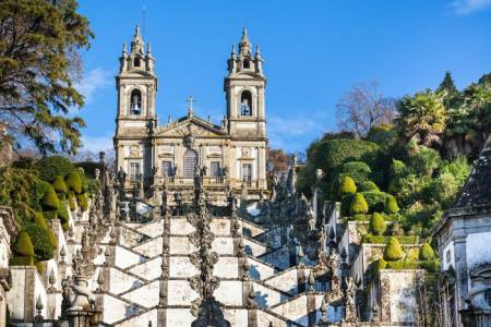 From Porto: Full Day Excursion To Braga And Guimarães