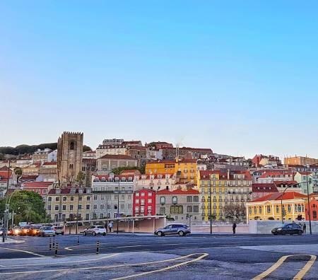Lissabon: 3-Stündiger Rundgang Durch Die Altstadt