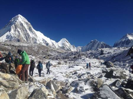 Everest Basislager Trek