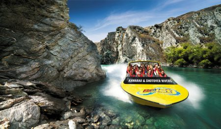 1-Hour Jet Boat Ride On Kawarau And Shotover Rivers From Queenstown