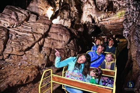 Postojna Cave & Predjamski Castle & Ljubljana Group Tour From Zagreb