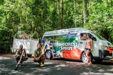 Von Cairns: Ganztägige Tour Zum Cape Tribulation & Daintree Rainforest
