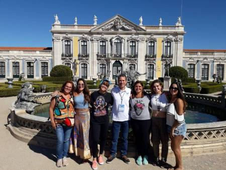 From Lisbon: Full Day Private Tour To Queluz, Sintra, Cascais & Cabo Da Roca
