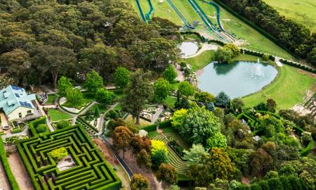 From Melbourne: Sightseeing Full Day Tour To Enchanted Adventure Garden With Lunch