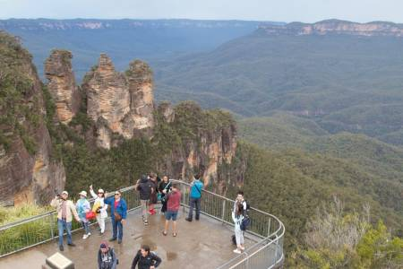 From Sydney: Private Blue Mountains Day Trip