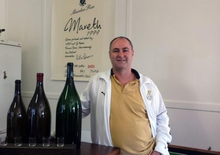 Von Wellington: Martinborough Weinprobe Tour