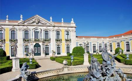 From Lisbon: Private Tour To Queluz, Mafra And Ericeira