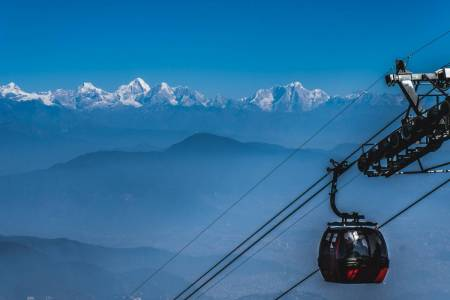 Hiking Tour In Chandragiri With Cable Car Ride