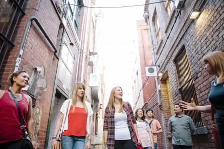 Melbourne: 3 Hours Foodie Walking Tour With Dumpling, Coffee, Ice Cream Tastings & Rooftop Bars
